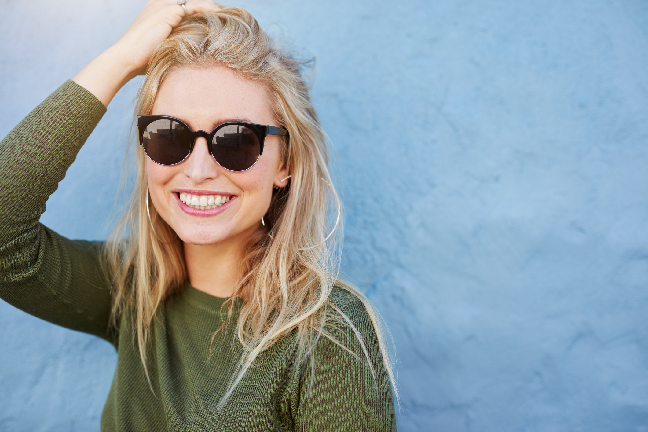 women wearing glasses at Stone Canyon Eye Care